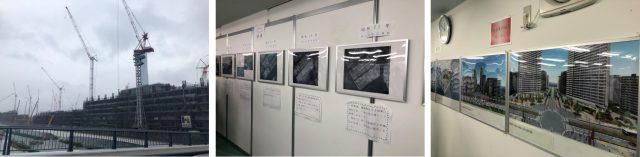 晴海選手村予定地(HARUMI FLAG)の外観完成予想図