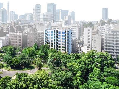 プラウド横浜反町公園のモデルルームに行ってきました! 「WoMansion」-価格・間取りなどのマンション情報