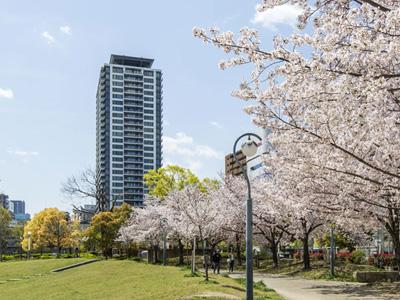 シティタワー東梅田パークフロントのモデルルームに行ってきました! 「WoMansion」-価格・間取りなどのマンション情報