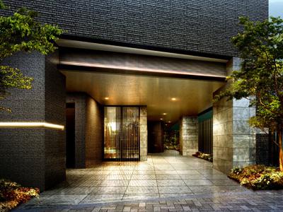 東京・銀座トライアングルプロジェクト(リビオレゾン入船)の建設現地に行ってきました! 「WoMansion」-価格・間取りなどのマンション情報