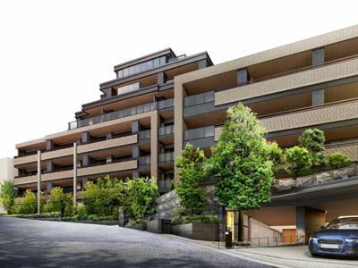 ザ・パークハウス 高輪松ヶ丘の建設現地に行ってきました!「WoMansion」-価格・間取りなどのマンション情報
